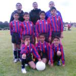 Maher Leicester Under 11 Football Team