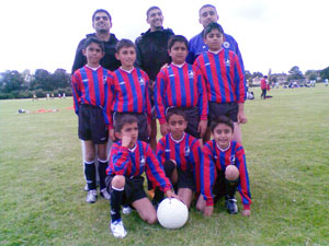 Maher Leicester Under 11 Football Team