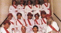 Men's Dandia Raas Group