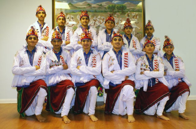Maher Junior Dandia Raas Team