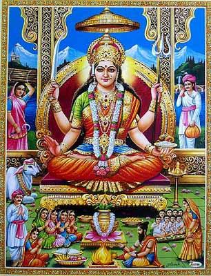 Santoshi Mataji