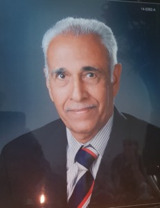 Mr Khimabhai Gigabhai Godhania passed away