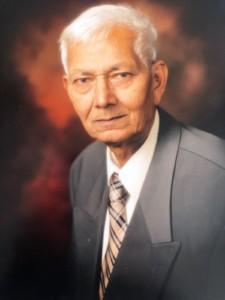 Mr Nagabhai Ranmal Odedra passed away