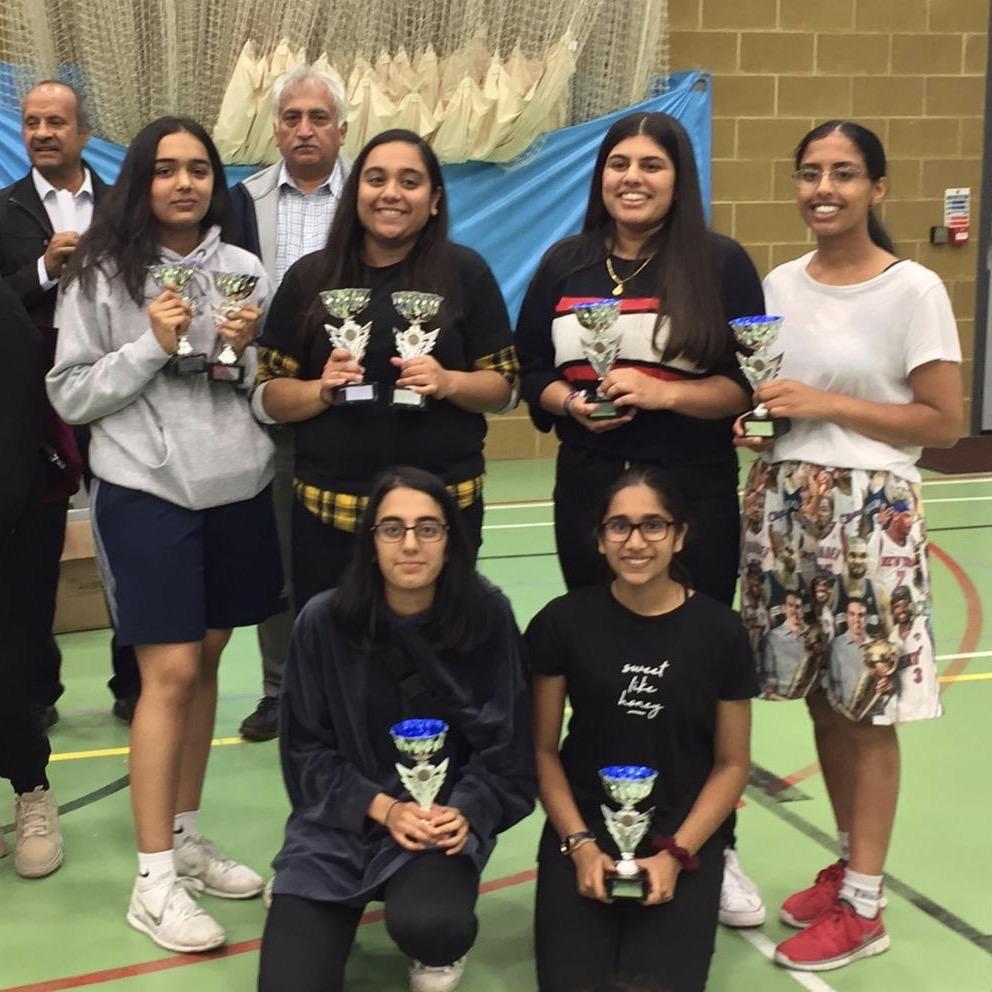Netball Winners: London A