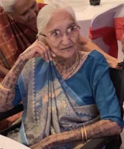 Dheliben Ranmalbhai Parbat Odedra passed away